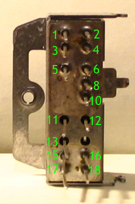 S14 240SX Amplifier Pinout