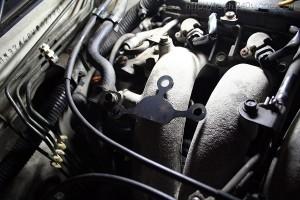 240SX KA24DE Exhaust Gas Recirculation (EGR) Squid Style Block off Plate