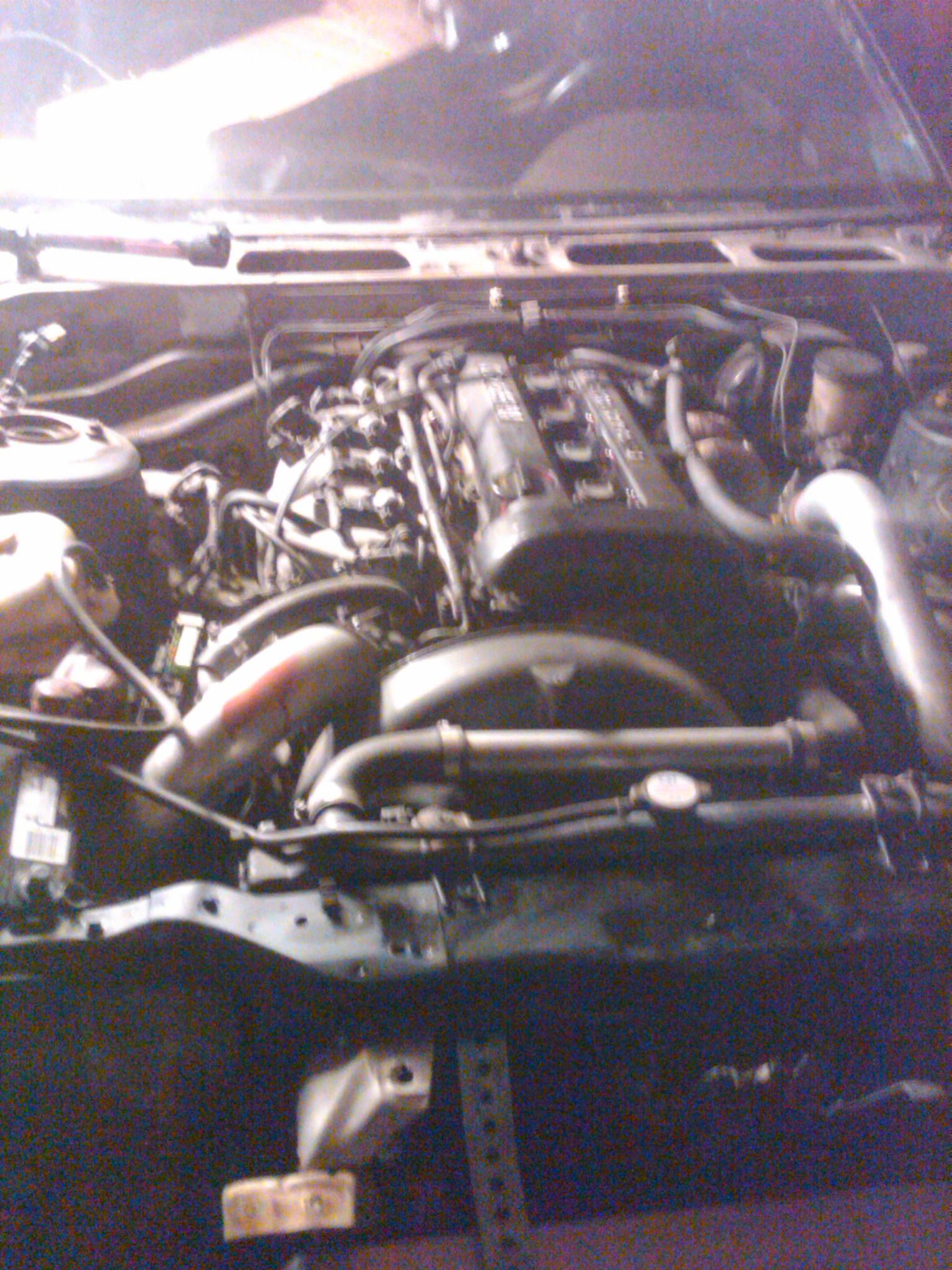 SR20DET Engine